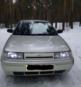 "ВАЗ 2110 (2004 год, цвет: ""Снежная королева"""