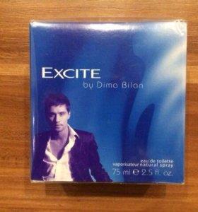 """Туалетная вода """"Excite by Dima Bilan"""""""