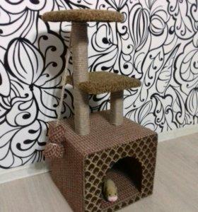 Домики для кошек.