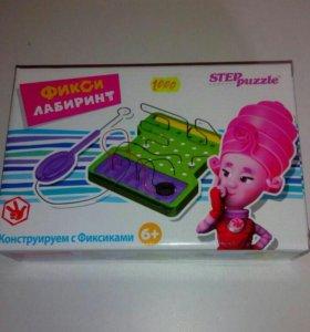 Фиксики Лабиринт