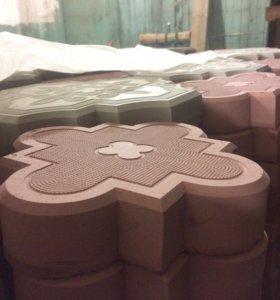 Бизнес по производству брусчатки, плитки, бордюра