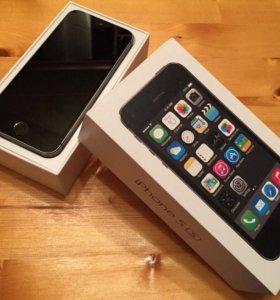 Iphone 5s серый