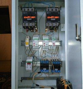Пульт управления электродвигателями