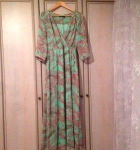 Zolla платье в пол