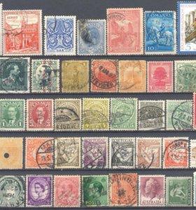 Подборка марки разных стран