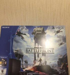Sony PlayStation 4 +7 игр