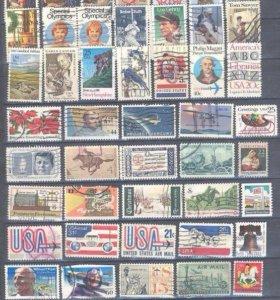 Подборка марок Америки