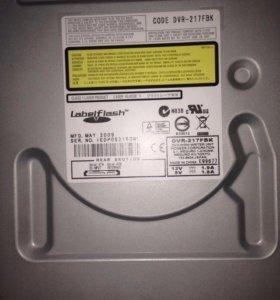 DVD-привод Pioneer DVR-217FBK