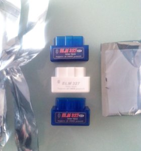 ELM327 OBD2 Bluetooth v 1,5