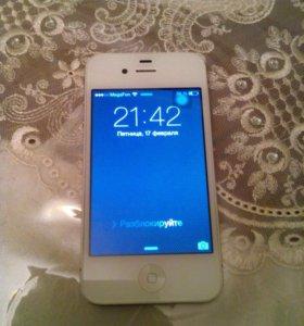 iPhone 4 8 гиг