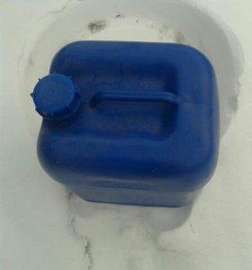 Канистра пластиковая для пищ. продуктов 21,5 литр