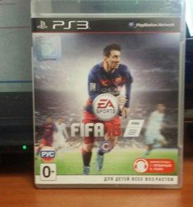 Fifa16 для PS3
