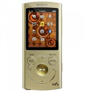 Плеер Sony NWZ-S763