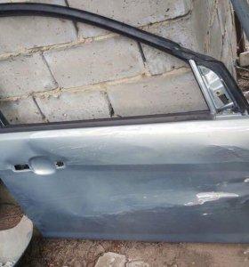 Дверь передняя правая Форд фокус 2 с дефектом