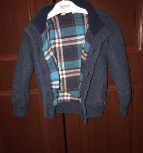 Куртка-кофта на мальчика