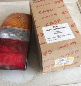 Задние фонари на Мицубиси L 200