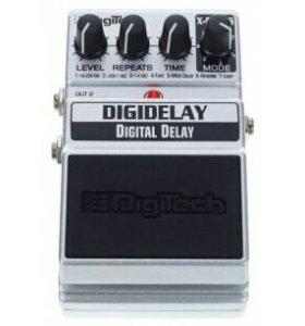 Педаль Digital delay