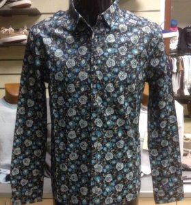 Рубашка Stefano Ricci. Отличное качество!