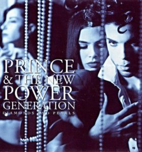 Пластинка Prince - Diamond and Pearls