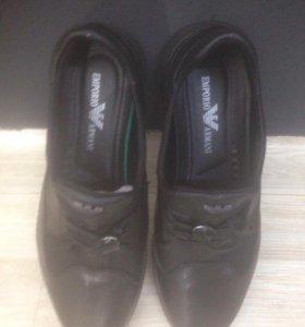 Ботинки мужские Armani