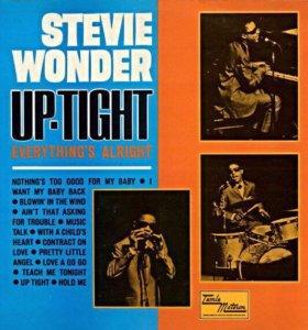 Пластинка Stevie Wonder - Up- Tight(UK)