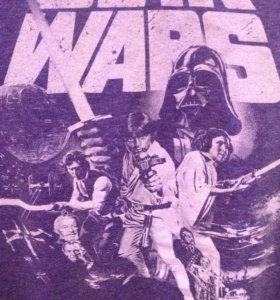 Футболка Звёздные войны Star Wars