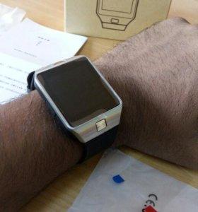 ⌚⌚Часы Smart Watch DZ09⌚