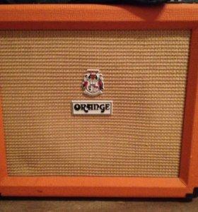 Orange 35ldx гитарный комбоусилитель