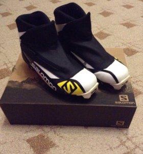 Классические ботинки Salomon