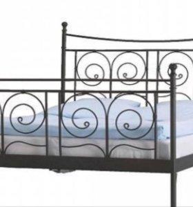 Кровать Икеа б/у