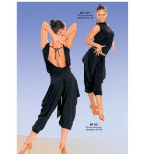 Легкая блузка для танцев