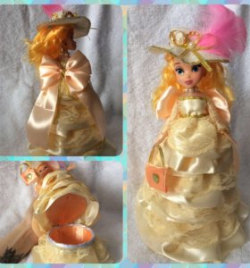 Кукла шкатулка