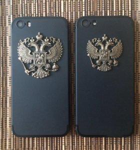 Чехол с гербом на айфон