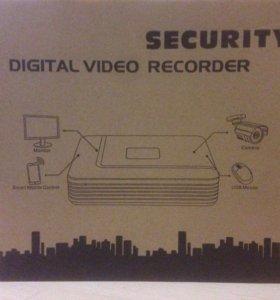 Рекордер для домашнего видеонаблюдения