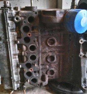 Двигатель ваз 8 кл.инжектор.