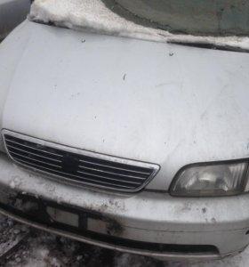 Honda Odyssey Акпп