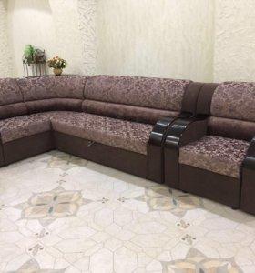 Угловой диван Люкс-4