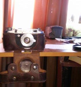 Фотоаппарат Fed2 50-десятых годов