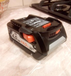 Аккумулятор AEG 18v. 4.0Ah