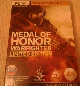 Диск на ПК Medal Of Honor Warfighter