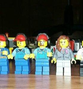 Lego city Грузовой терминал 60022 6-12 лет