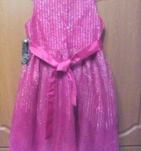 Платье новое детское 34 размер