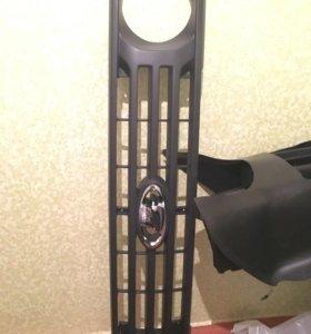 Решетка радиатора на ниву Урбан