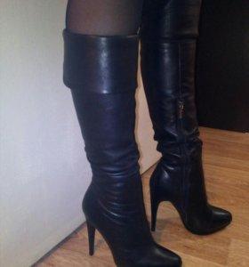 Сапоги + туфли в подарок