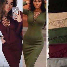 Шикарные секси платья