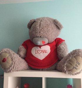 Большая игрушка мишка Тедди