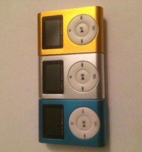MP3-плееры с дисплеем