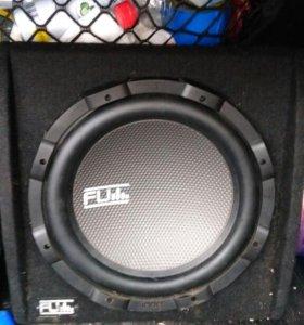 Продам Автомобильный сабвуфер активный FLI FU12AF1