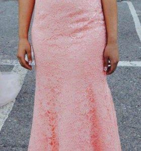 Вчернее платье