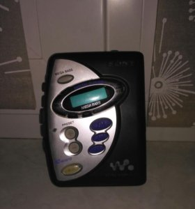 Аудиоплеер Sony Walkman WM-FX241